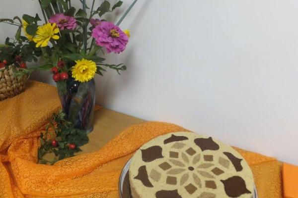 Tortas mandala